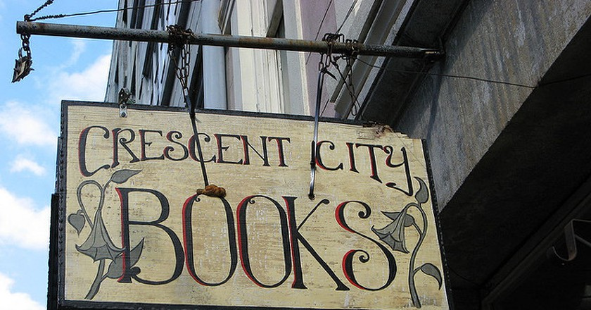 Used bookstore in New Orleans | © Radagast/Flickr