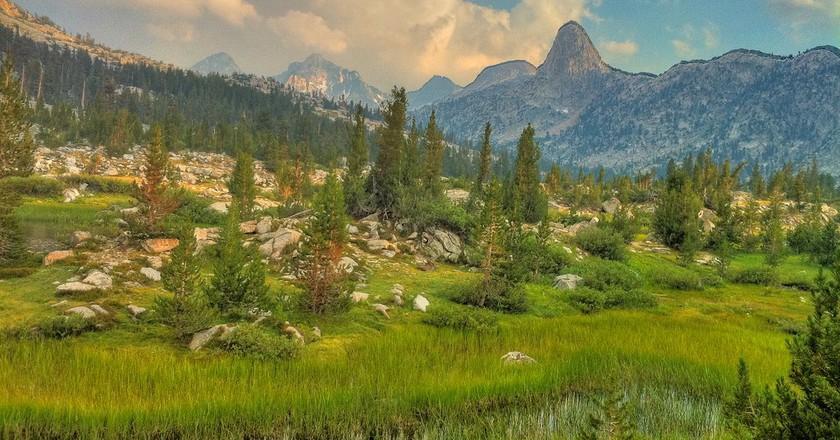 John Muir Trail   © Peretz Partensky/Flickr