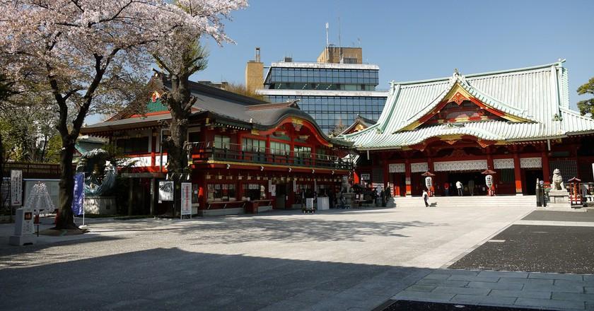 The Kanda Shrine in spring   © Yoshikazu Takada/Flickr