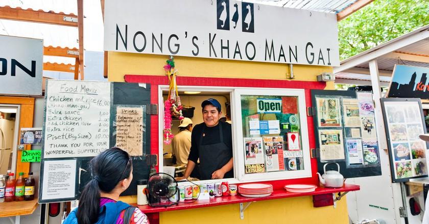 Nong's Khao Man Gai   © star5112/Flickr
