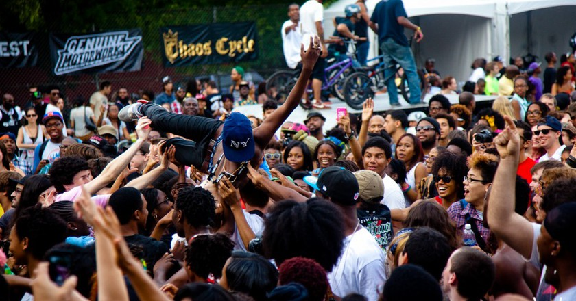 Afropunk Festival | © Versus and Company/Flickr