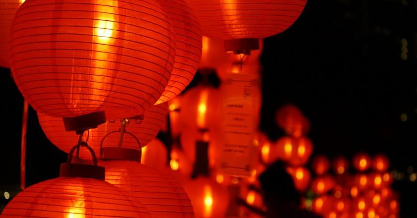 Mid-Autumn Festival lanterns   Jorge Cancela/CC BY 2.0/Flickr