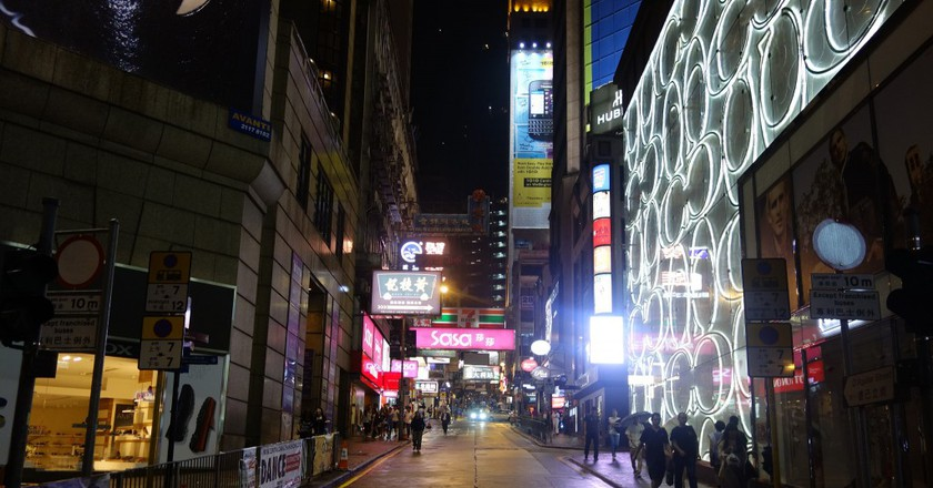 Lan Kwai Fong   Michael O'Connell-Davidson/CC BY 2.0/Flickr