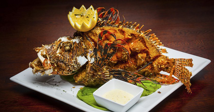 Heavily influenced by both Latin-Caribbean culture and the Atlantic ocean, Miami offers some of the best food in the USA