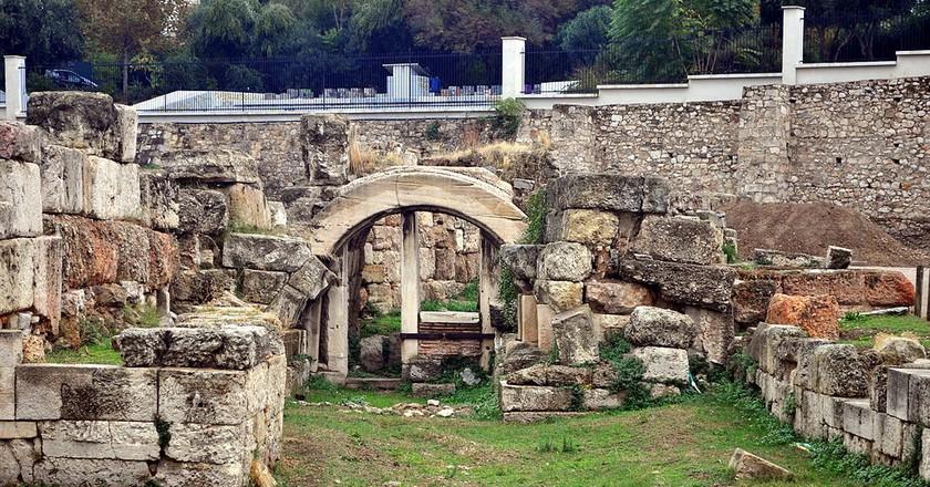 Athens - Kerameikos Cemetery   © Paweł 'pbm' Szubert/WikiCommons