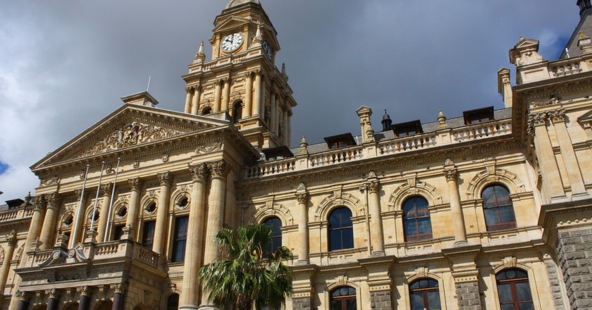 Cape Town City Hall - the venue of Open Design Cape Town © KNewman1/WikiCommons