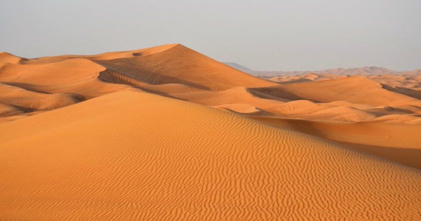 Dubai Desert   © go2locals/Pixabay