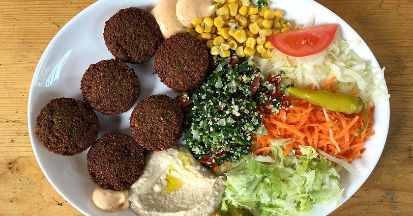 The Best Spots For Falafel In NYC