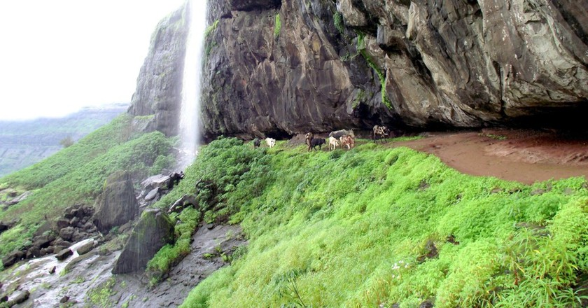 Harishchandragad   ©Bajirao/WikiCommons