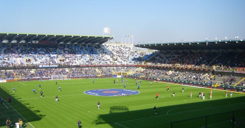 Jan Breydel Stadion | © commons.wikimedia.org