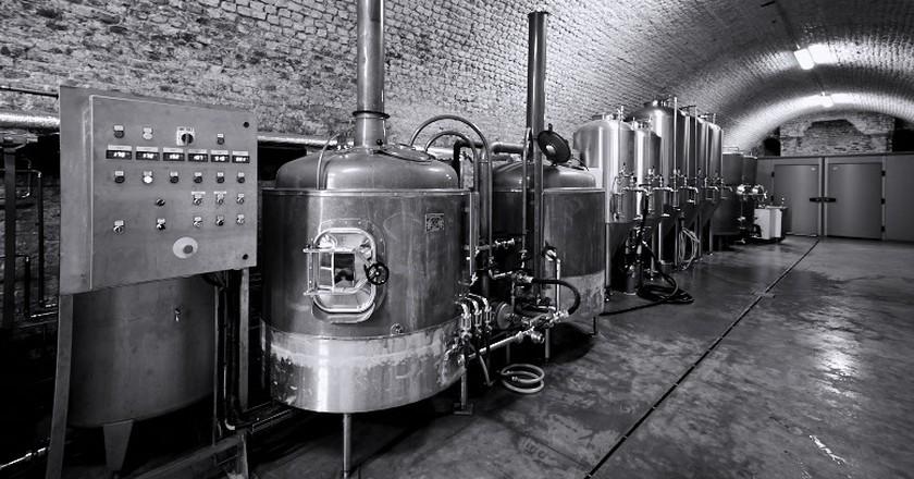 Kazematten Brewery | Courtesy of Kazematten Brewery