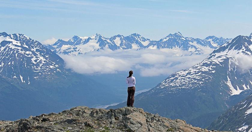 Kenai Fjords National Park, Alaska   © Bureau Of Land Management Oregon and Washington/Wikicommons