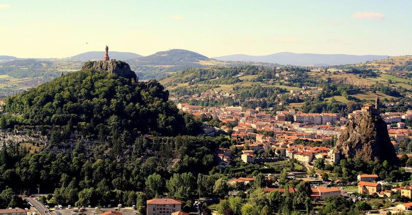 Le Puy-en-Velay © Ben17_34/Flickr