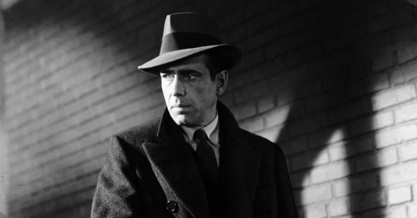 Humphrey Bogart in The Maltese Falcon   © Warner Bros