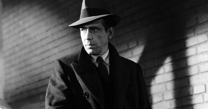 Humphrey Bogart in The Maltese Falcon | © Warner Bros
