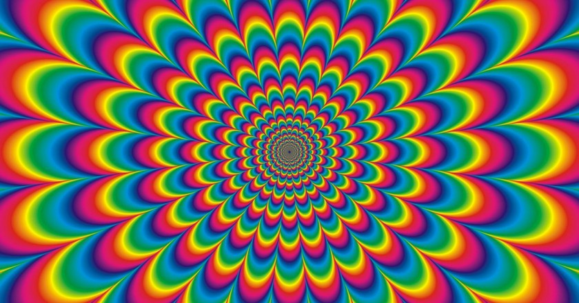 Psychedelic Art © Pixaby