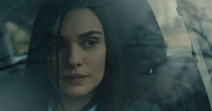 Rachel Weisz as Alice in 'Complete Unknown.' (© Courtesy of Amazon Pictures)