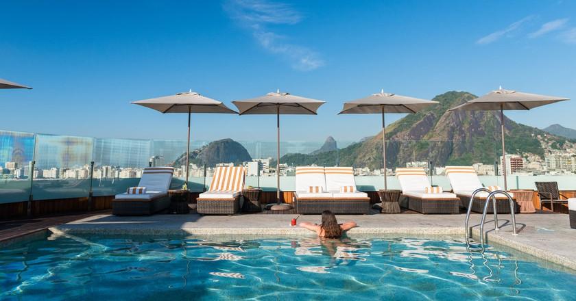 Porto Bay Hotel swimming pool  © PortoBay Hotels & Resorts/Flickr