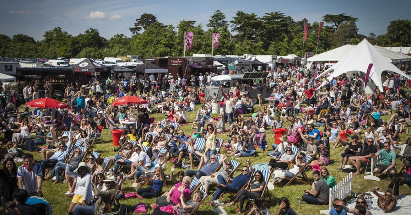 Image courtesy of the Foodies Festival