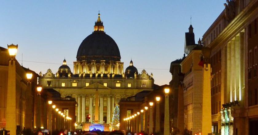 Vatican City | © Livia Hengel