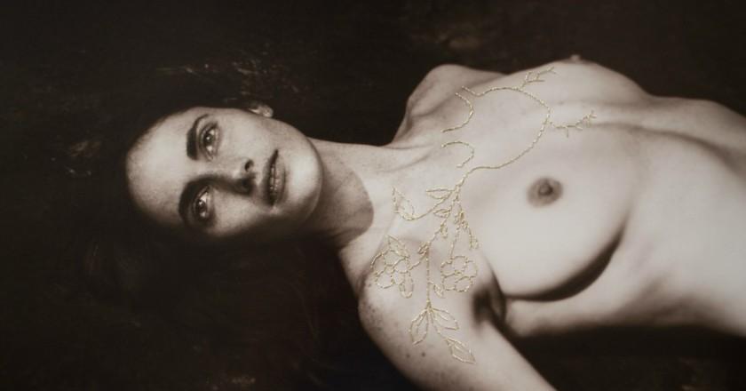 The Golden Heart   Courtesy of Anouska Beckwith