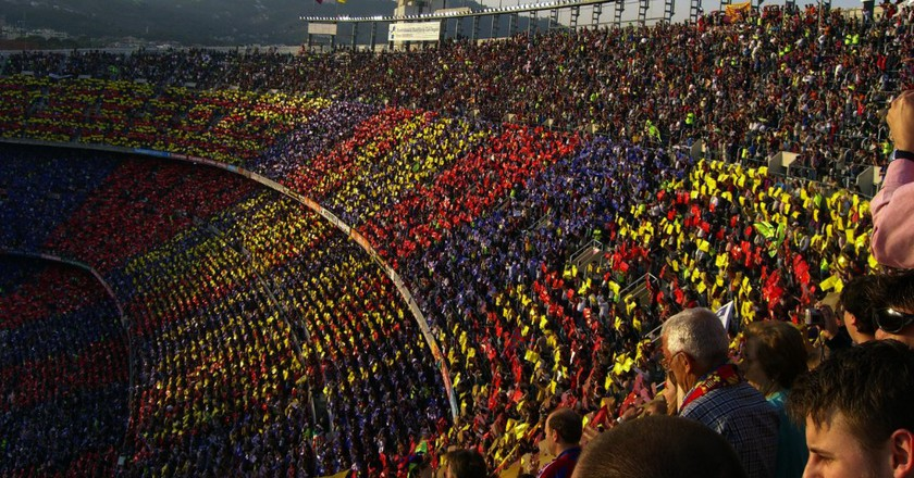Camp Nou | © David Poblador i Garcia / Flickr