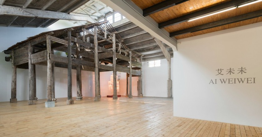 Ai Weiwei, Exhibition view in Galleria Continua Beijing, 2015 | © Oak Taylor-Smith / Courtesy of GALLERIA CONTINUA, San Gimignano / Beijing / Les Moulins / Habana