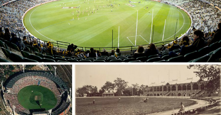A Brief History Of The Melbourne Cricket Ground