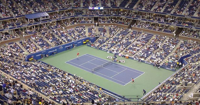 US Open 2007 l © Stan Wiechers