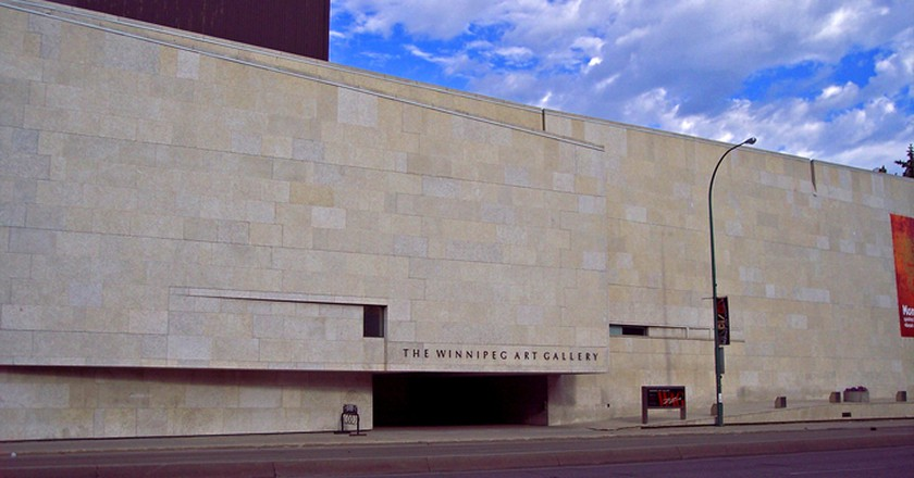 Winnipeg Art Gallery | © Cayla/WikiCommons