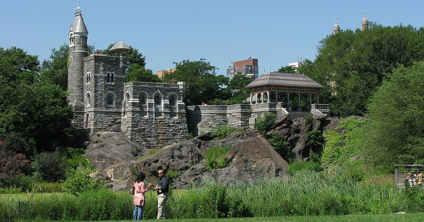 Belvedere Castle | © Captain-tucker/WikiCommons