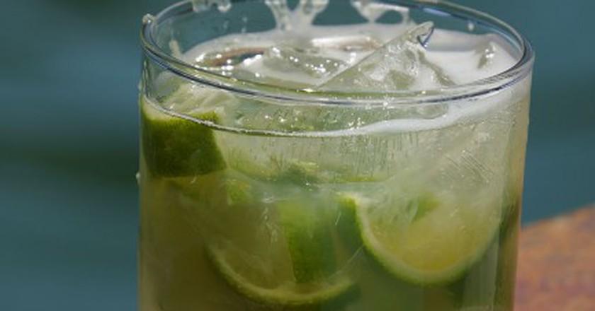 Lime caipirinha |© Maurice Chédel/WikiCommons