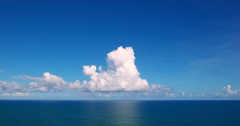 Clouds over the Atlantic Ocean | © Tiago Fioreze/WikiCommons