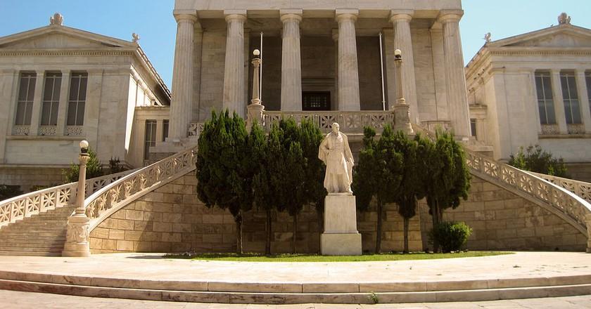 National Library of Greece | © Matt Chotin/WikiCommons