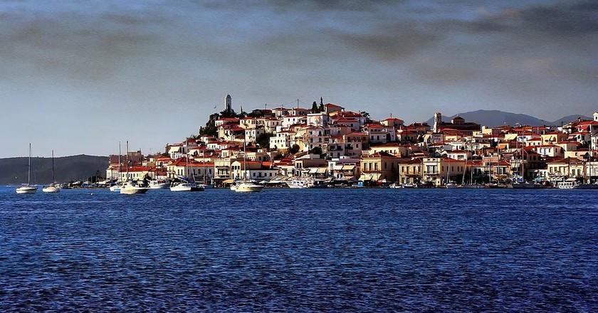 Poros island, Greece | © Vlahos Vaggelis/WikiCommons