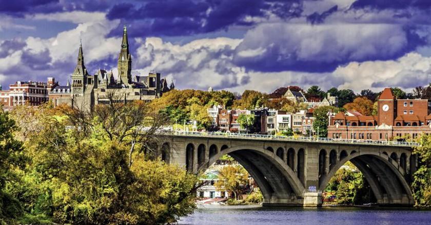 Georgetown | ©Tony Brooks/Flickr