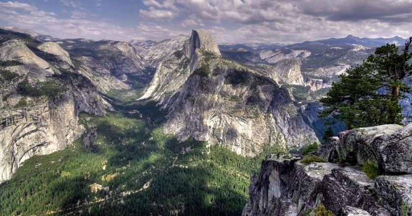 Half Dome, Yosemite © Vicente Villamón/Wikipedia