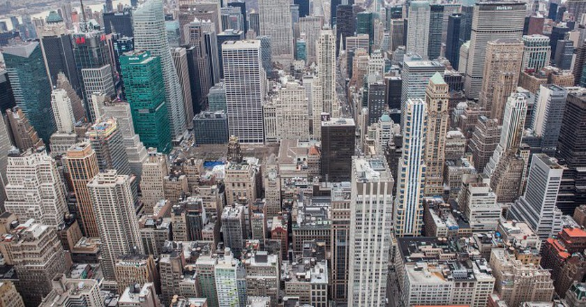 Midtown Manhattan Skyline | © Anthony Quintano/WikiCommons