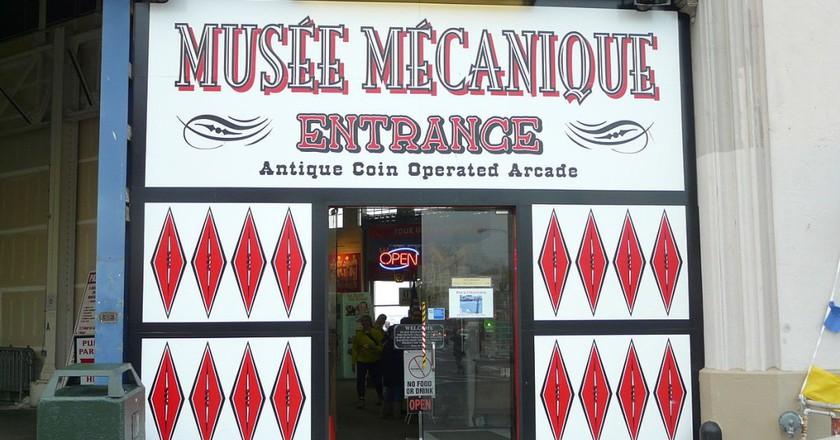 Musee Mecanique © Piotrus/Wikipedia