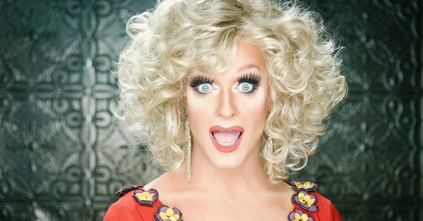 Panti Bliss, aka Rory O'Niell| © Conor Horgan/WikiCommons