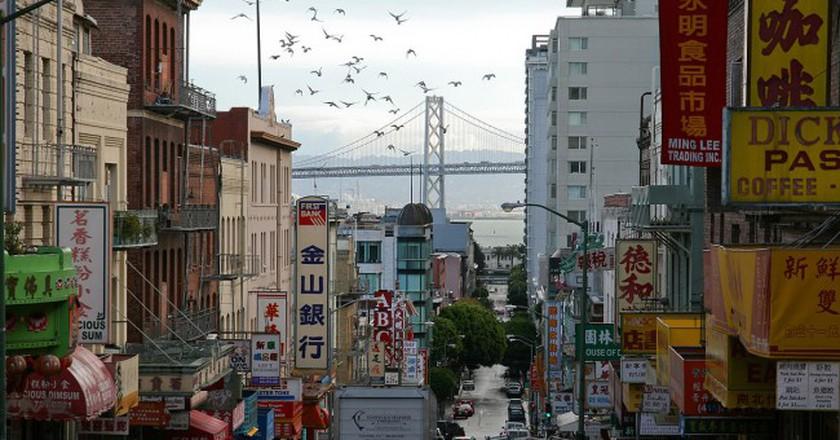 Chinatown, San Francisco © Christian Mehlführer/Wikipedia