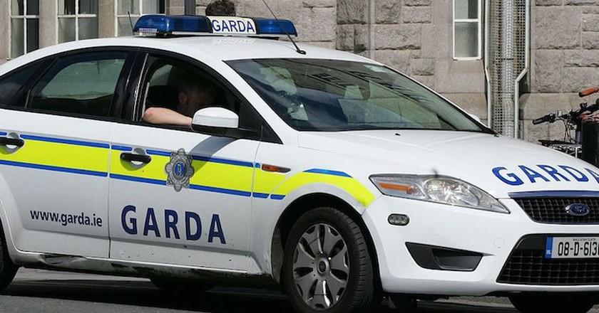 Garda Ford Mondeo | © D464-Darren Hall/WikiCommons