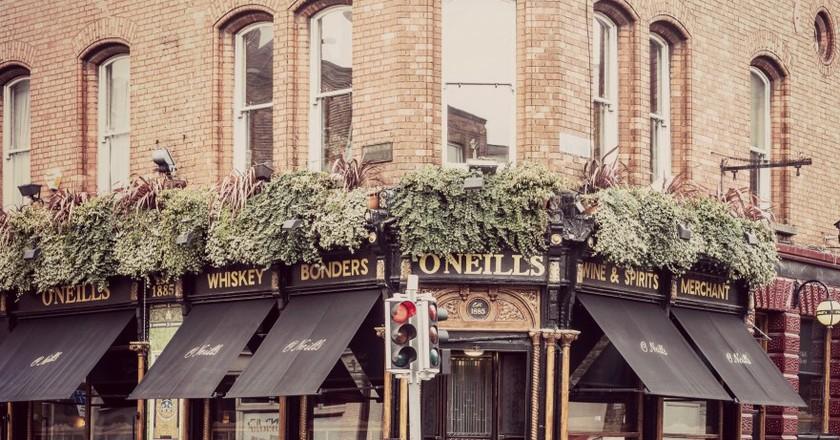 O'Neill's Pub & Townhouse, Dublin | © William Murphy/Flickr