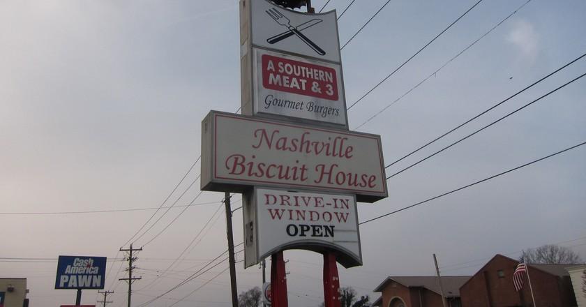 © Nashville Biscuit House Sign, Daniel Zemans/Flickr