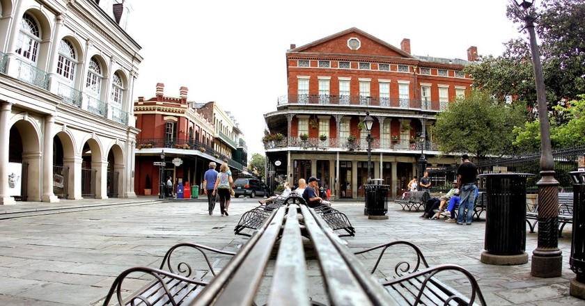 French Quarter | © Phil Roefer/Flickr