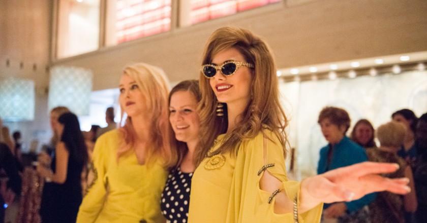 Austin Fashion Week   © LBJ Library/Flickr