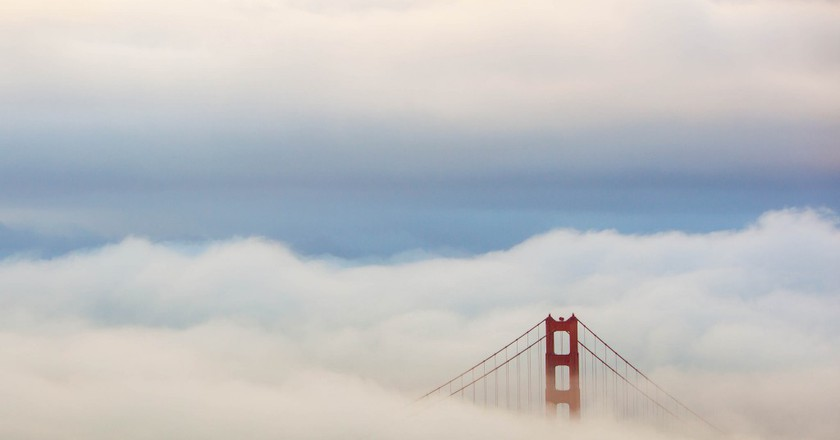 San Francisco fog © Anthony Quintano/Flickr