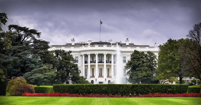 White House | © Diego Cambiaso/Flickr