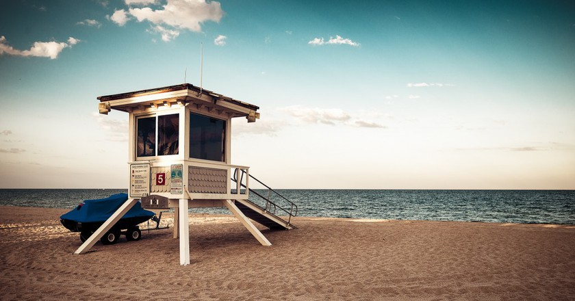Fort Lauderdale Beach   Courtesy of Mauricio Lima/Flickr