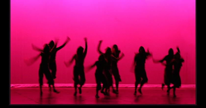Dance class | © Scott Robinson/Flickr